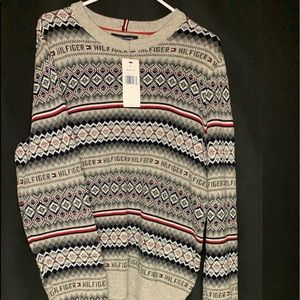 NWT Tommy Hilfiger Sweater Men's